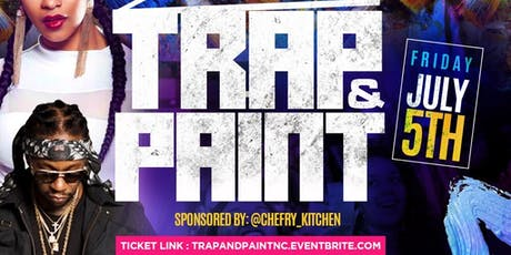 Trap and Paint tickets