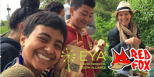 Environmental Youth Alliance & Red Fox Healthy Living Society Community Celebration