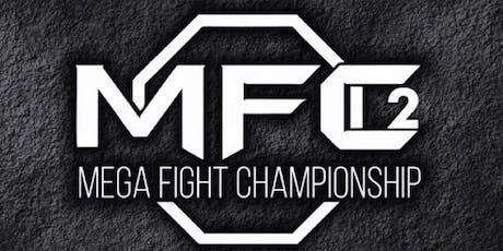 Mega Fight Championship2 ingressos