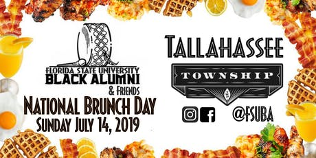 #FSUBABrunch - 2019 Tallahassee FSU Black Alumni Brunch // FSUBAA tickets