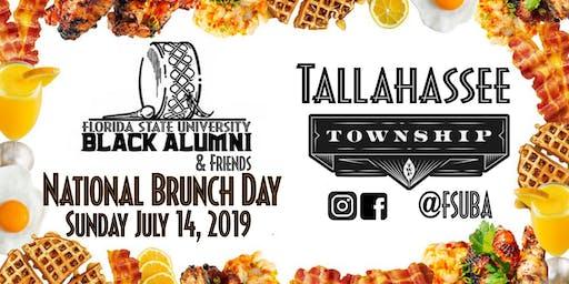 #FSUBABrunch - 2019 Tallahassee FSU Black Alumni Brunch // FSUBAA