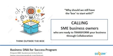 Disruptive Business Model through Collaboration (for Massive Business Transformation) tickets