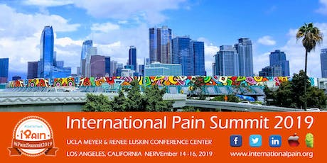 International Pain Summit 2019 tickets