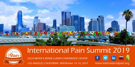 International Pain Summit 2019 - Patient, Caregivers, Public