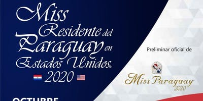 Miss Paraguay in USA