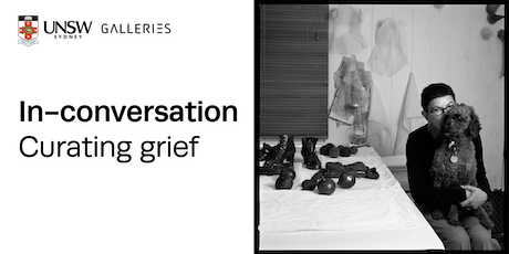 Curating Grief: In-conversation with Daniel Mudie Cunningham tickets