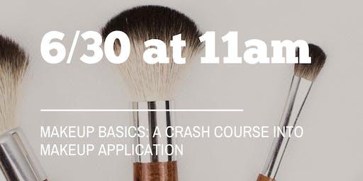 Makeup Basics: A crash course into makeup application