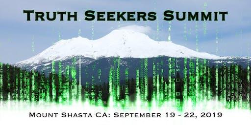 Mount Shasta - Truth Seeker Summit