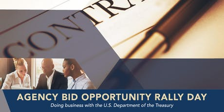 Agency Bid Opportunity Rally tickets