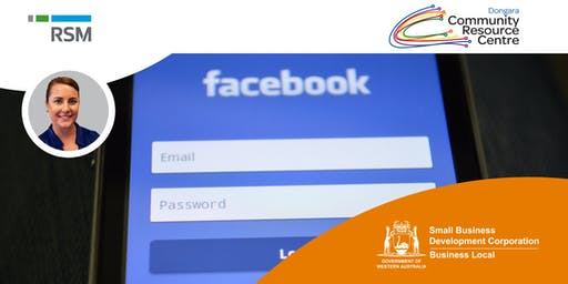 Facebook Essentials for Small Business (Dongara)