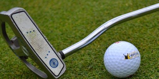 6e Tournoi de Golf au profit de la Fondation GKS
