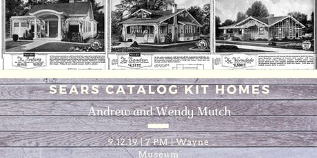 Sears Catalog Kit Homes tickets
