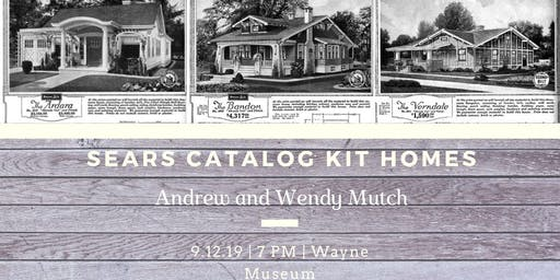 Sears Catalog Kit Homes