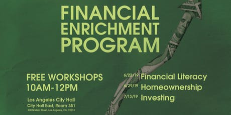 Financial Enrichment Program tickets