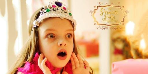 The Princess Party Singalong