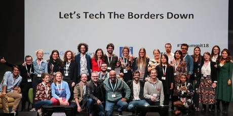Techfugees London World Refugee Day 2019 tickets
