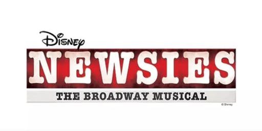 The KV Players present Newsies (July 11th, 2019)