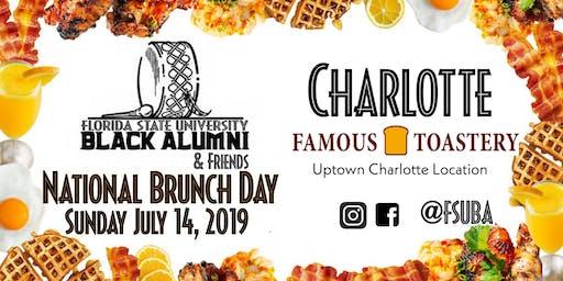 #FSUBABrunch - 2019 Charlotte FSU Black Alumni Brunch // FSUBAA