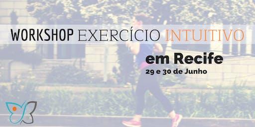 Workshop Exercício Intuitivo em Recife