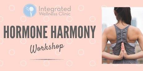 Hormone Harmony Workshop Caloundra tickets