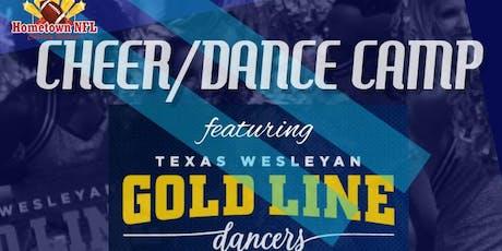 Hometown NFL/Celebrity Weekend 2019 - CELEBRITY CHEER/DANCE CAMP tickets