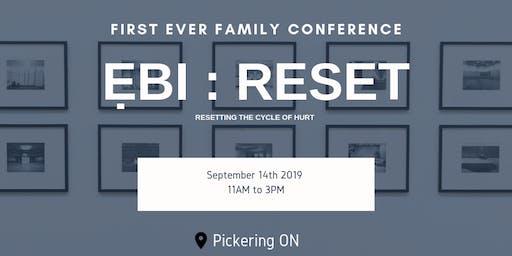 Ẹbi- Reset