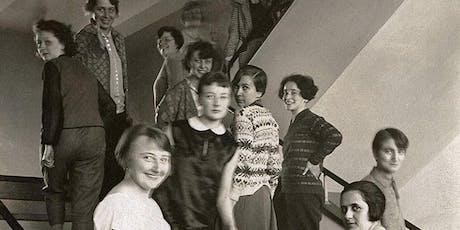 """Goethe Pop Up Seattle: """"Women of the Bauhaus"""" Talk tickets"""