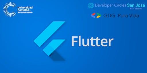 Desarrollo de aplicaciones móviles con Flutter
