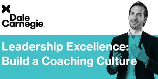 Leadership Excellence : Building a Coaching Culture