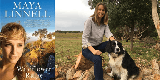 Author Event - Maya Linnell