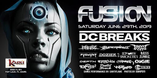 Fusion featuring dc breaks