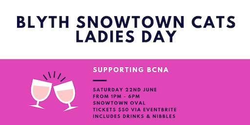 Blyth Snowtown Cats Ladies Day