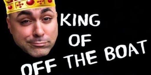 "Anthony Rodia aka Uncle Vinny ""off the boat Italian"" Comedy Show"