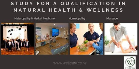 Open Day at Wellpark College of Natural Therapies tickets