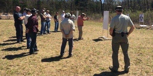 Foundations of the Self-Defense Handgun