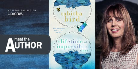 Meet the Author: Tabitha Bird - Caboolture Library tickets