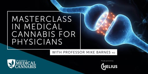 Masterclass in Medical Cannabis with Prof. Mike Barnes, MD (Wellington)