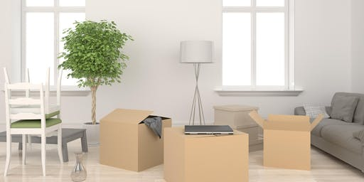 Declutter to Move - Prepare Your Home to Sell 'Well'