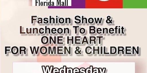 Fashion Show & Luncheon at Dillard's FL Mall