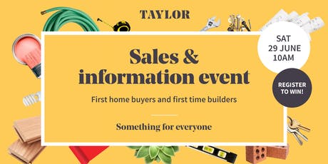 Taylor Sales and Information Event  tickets