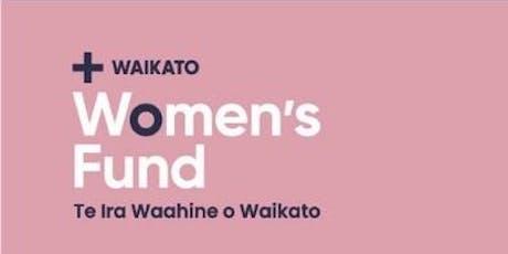 Waikato Women's Fund First Birthday Celebration tickets