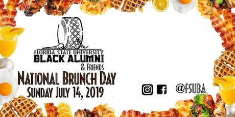 #FSUBABrunch - 2019 New York City FSU Black Alumni Brunch // FSUBAA tickets