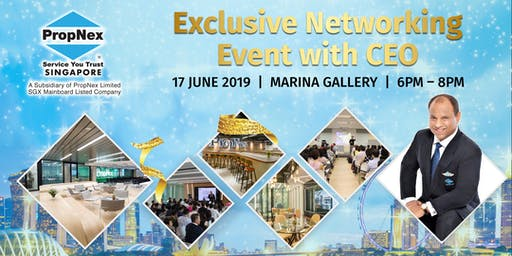 Exclusive Networking Event with CEO