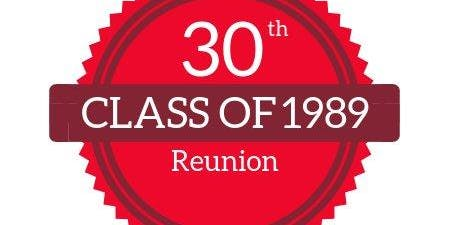 LHS Class of 1989 30th Reunion