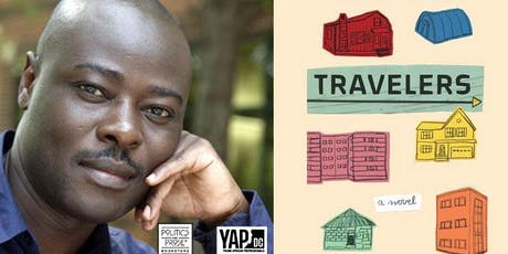 YAP DC & Politics and Prose | Helon Habila in conversation with Tope Folarin  tickets