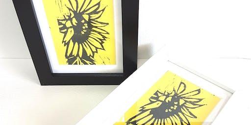 School holiday workshop: Super Sunflowers