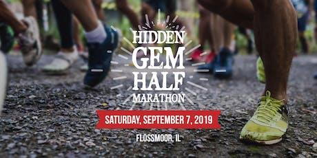 Hidden Gem Half Marathon tickets