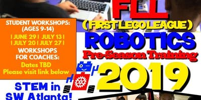 Robotics Teams in SW Atlanta!!