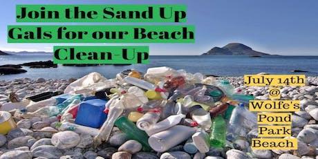 Beach Clean-Up tickets