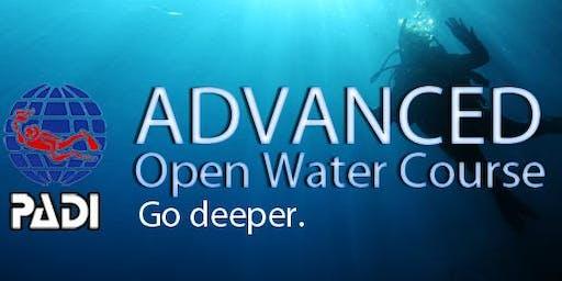Advanced Certification for Scuba Divers June